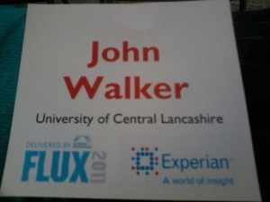 My Name Card @FLUX500