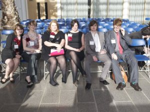 UCLan Team @FLUX500