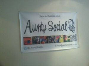 Aunty Social Banner